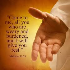 Jesus will give you rest and refresh you — Steemit